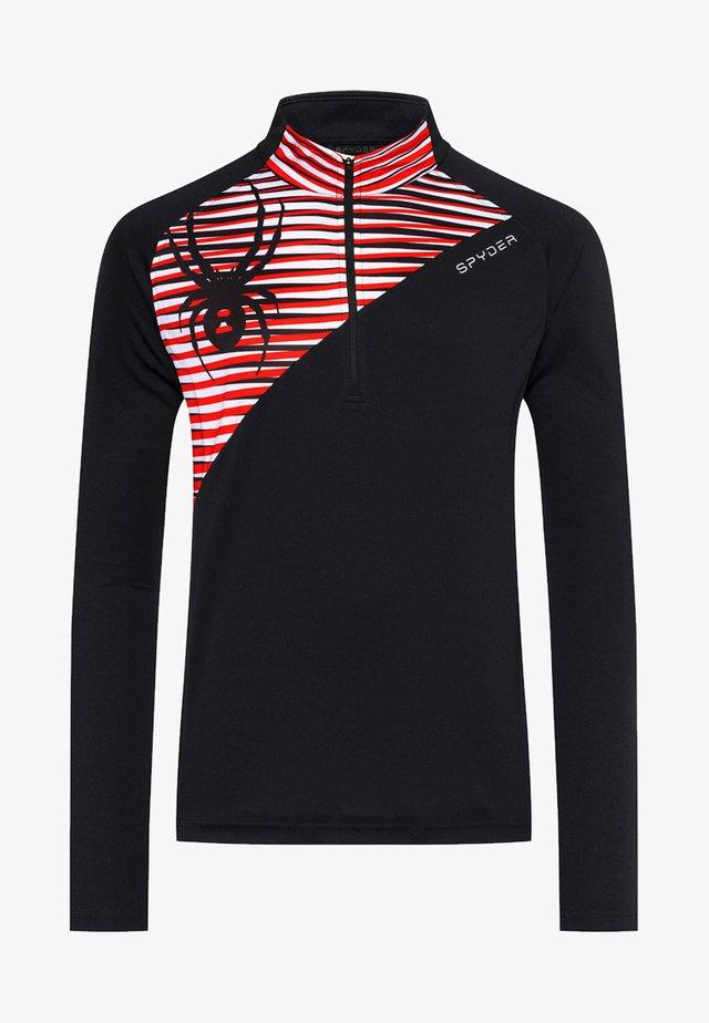 """RESOLVE"" - Sweatshirt - red"