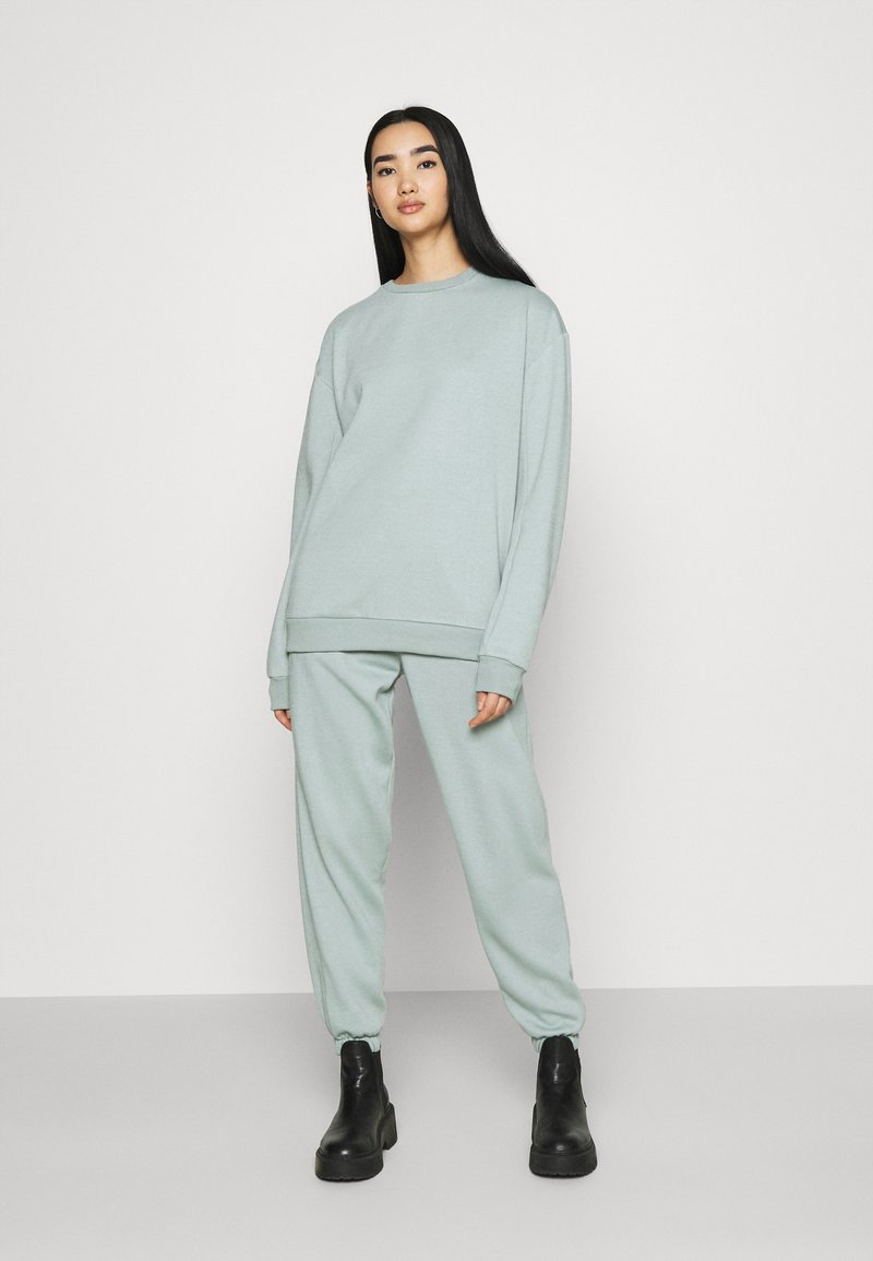 Topshop - Sweatshirt - sage