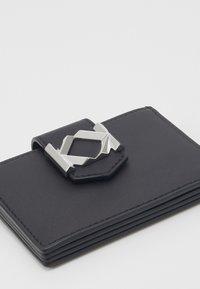 KARL LAGERFELD - CARD HOLDER - Peněženka - black - 3
