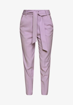 BOBBY TROUSERS - Trousers - lila