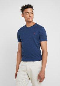 Polo Ralph Lauren - Basic T-shirt - monroe blue heath - 0