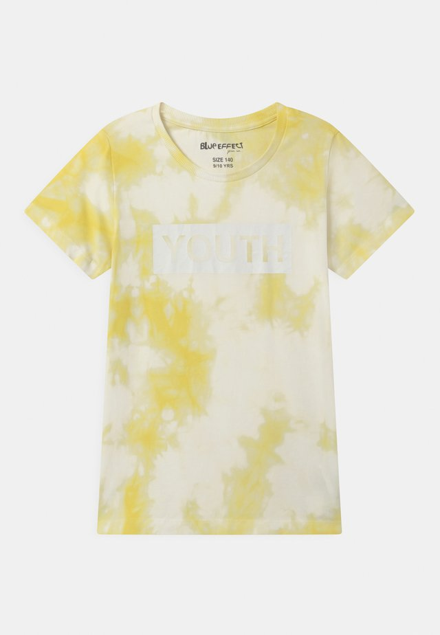 GIRLS - Print T-shirt - softlemon
