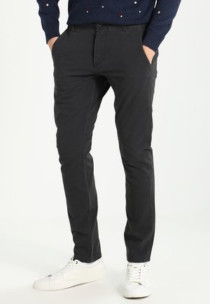 SMART FLEX ALPHA SKINNY LIGHTWEIGHT - Chinos - steelhead