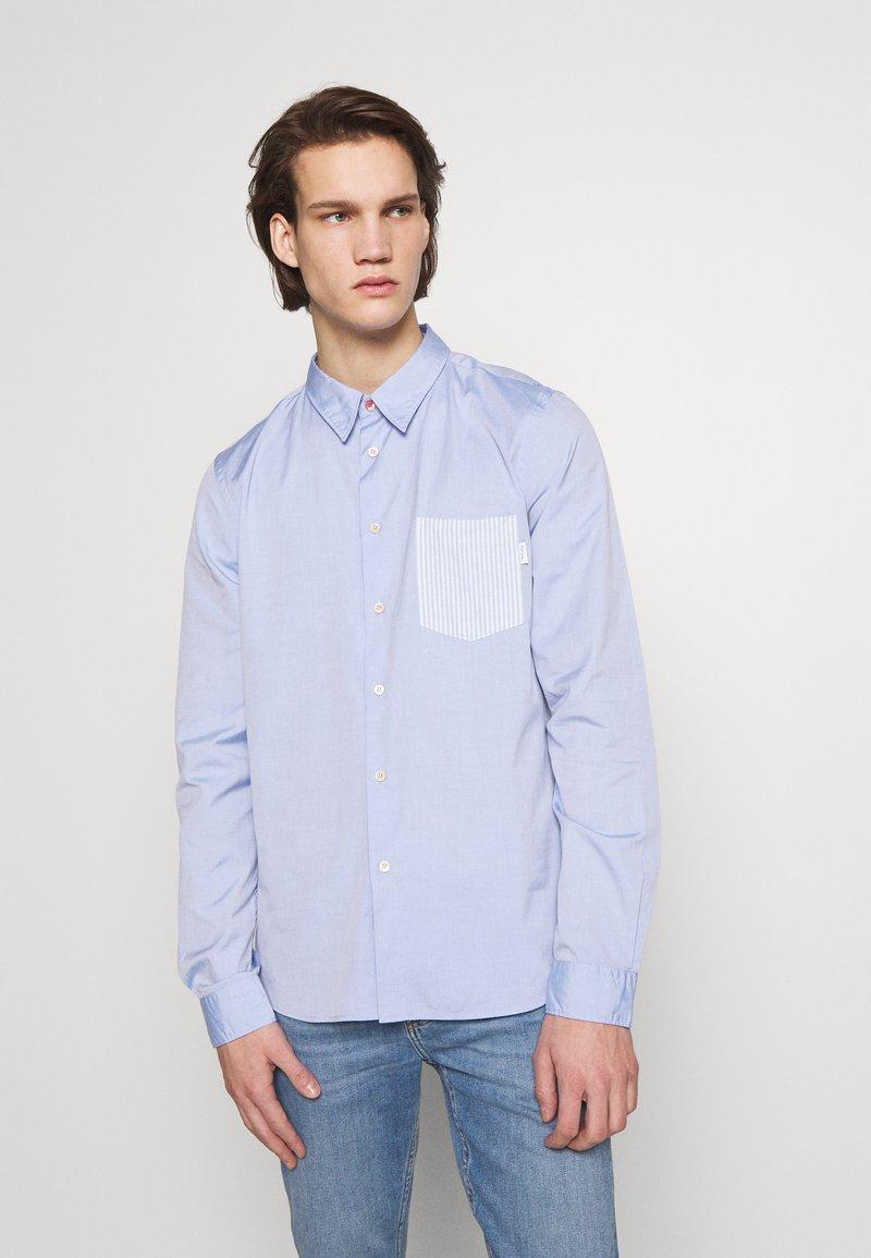 PS Paul Smith - TAILORED FIT - Košile - light blue