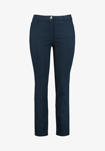 BETTY - Trousers - navy