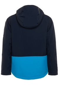 Quiksilver - MISSION SOLID YOUTH UNISEX - Snowboardová bunda - brilliant blue - 1
