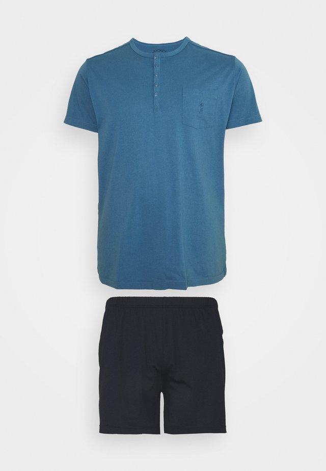Pyjama - dark blue/blue