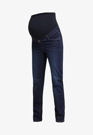 Straight leg jeans - darkwash