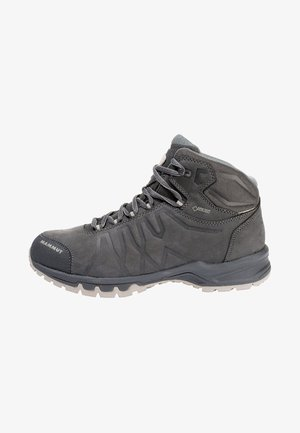 MERCURY III MID GTX MEN - Hiking shoes - bark/dark cloud