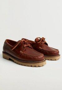 Mango - Boat shoes - marron - 2
