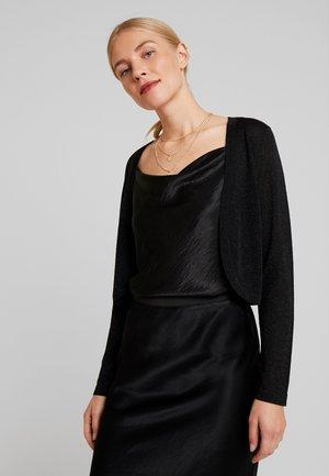 KAANKRA BOLERO - Vest - deep black