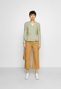 comma - Blouse - green - 1