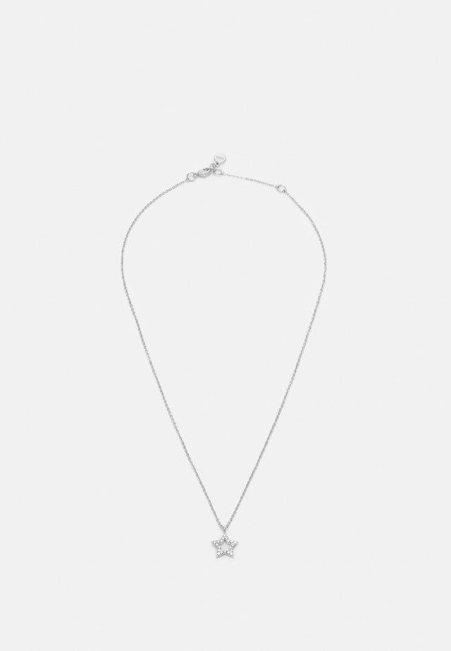 FELIZ PENDANT FRAME NECK - Halsband - silver-coloured