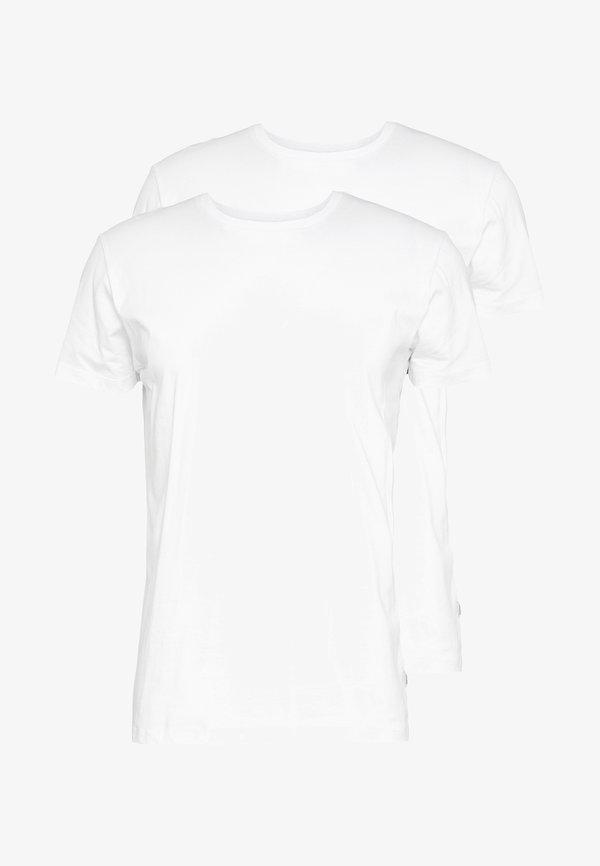 Esprit 2 PACK - T-shirt basic - white/biały Odzież Męska YCWG
