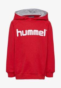 Hummel - Hoodie - red - 0
