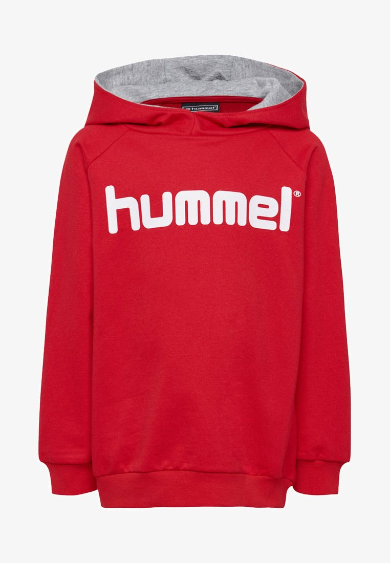 Hummel - Hoodie - red