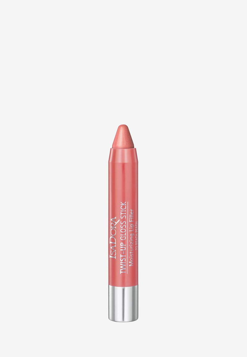 IsaDora - TWIST-UP GLOSS STICK - Lip gloss - beach peach