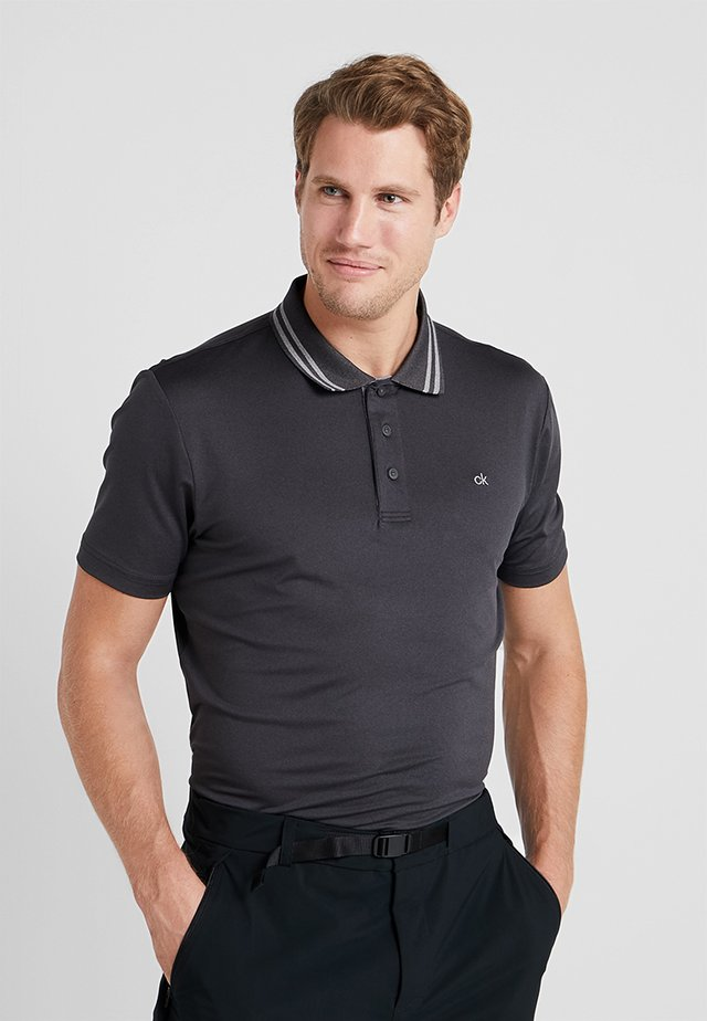 HARLEM TECH  - Sports shirt - charcoal marl