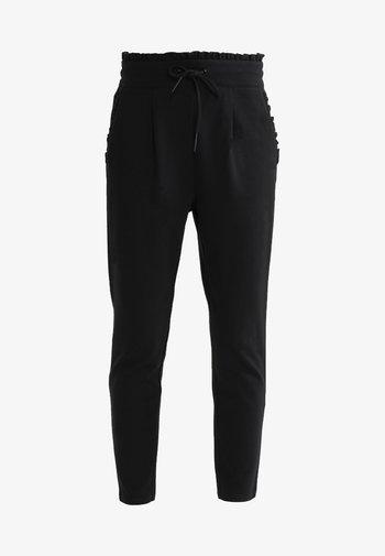 ONLPOPTRASH  - Trousers - black