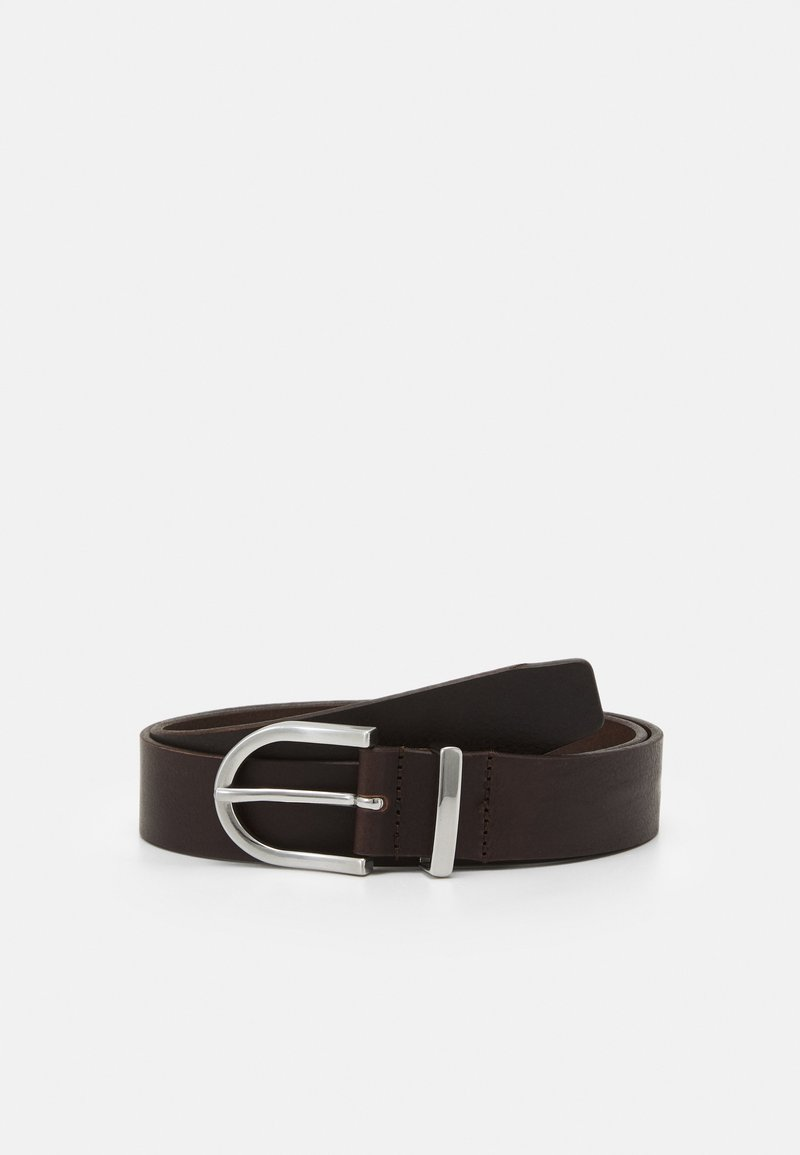 Samsøe Samsøe - BEVAN BELT - Belt - dark brown