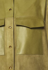 Bally - LUX SUMMER - Short coat - khaki - 4
