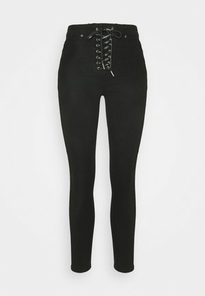 GISELLE ANKLE - Jeans Skinny Fit - black onyx