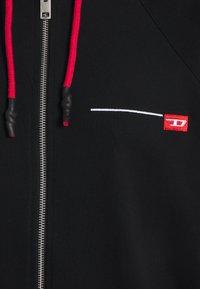 Diesel - UFLT-RAGLY-H - Pyjama top - black - 6
