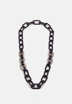CALTE - Necklace - schwarz