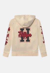 Tommy Hilfiger - VARSITY GRAPHIC HOODIE - Sweatshirt - yellow - 1