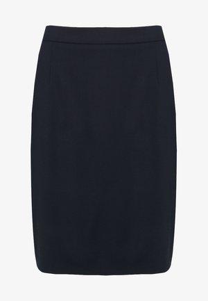 COOL - A-line skirt - dark navy