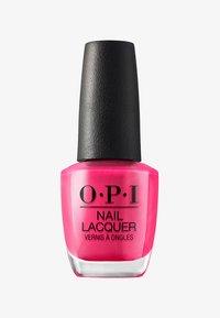 OPI - NAIL LACQUER - Nail polish - nle 44 pink flamenco - 0