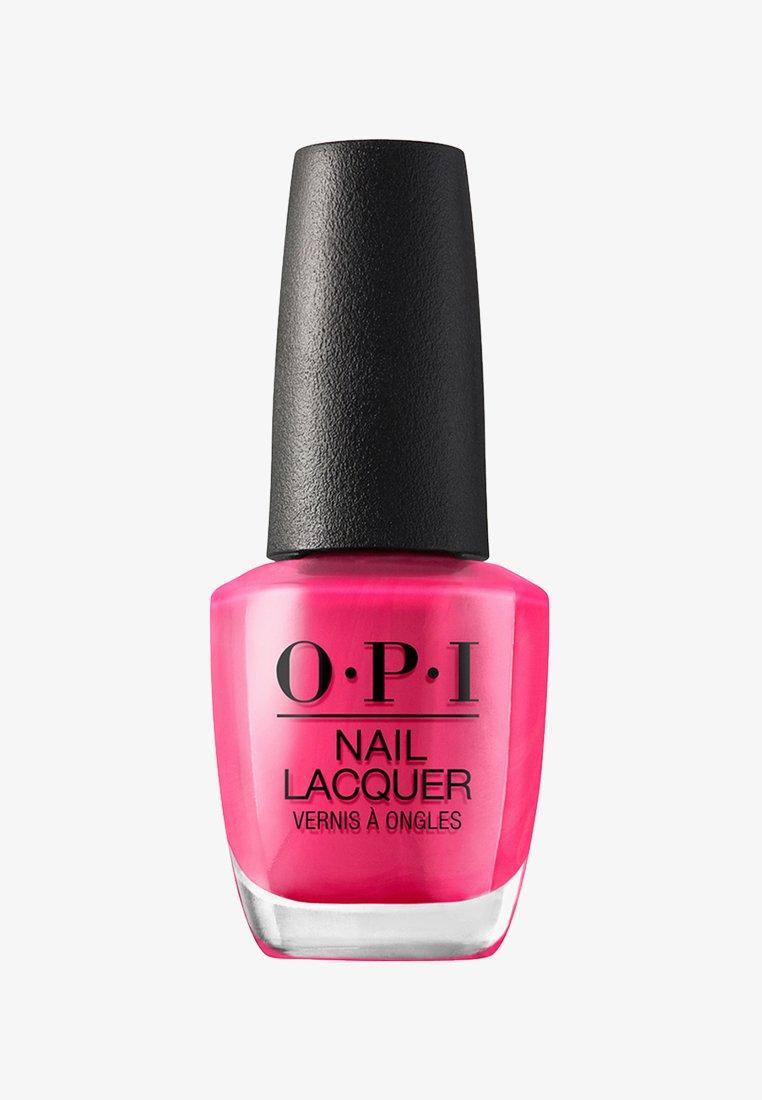 OPI - NAIL LACQUER - Nail polish - nle 44 pink flamenco