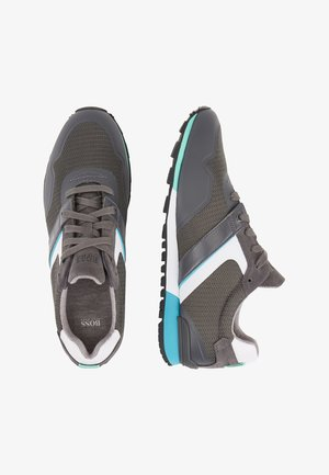 PARKOUR_RUNN_METH - Trainers - dark grey