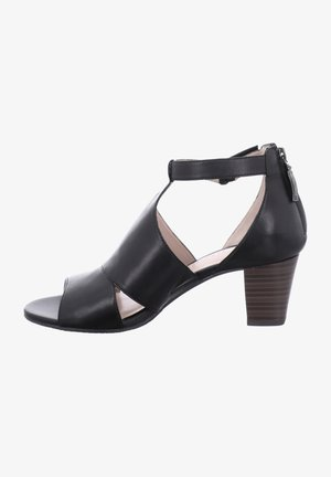 LOTTA  - Sandals - schwarz