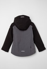 Icepeak - KAPOLEI JR - Soft shell jacket - dunkel grau - 1