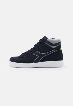GAME S HIGH UNISEX - Sports shoes - blue nights/ash