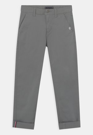 MODERN STRAIGHT - Trousers - light asphalt