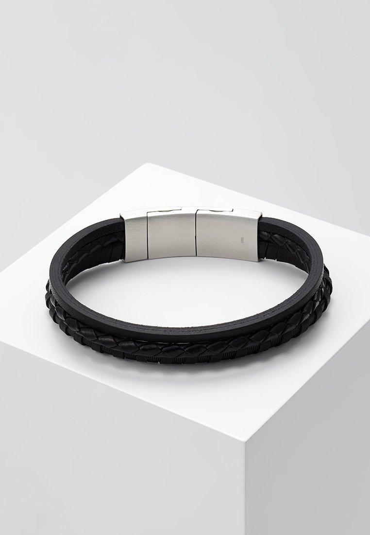 Fossil - Armband - schwarz