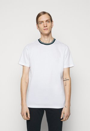 MENS REG FIT - Basic T-shirt - white
