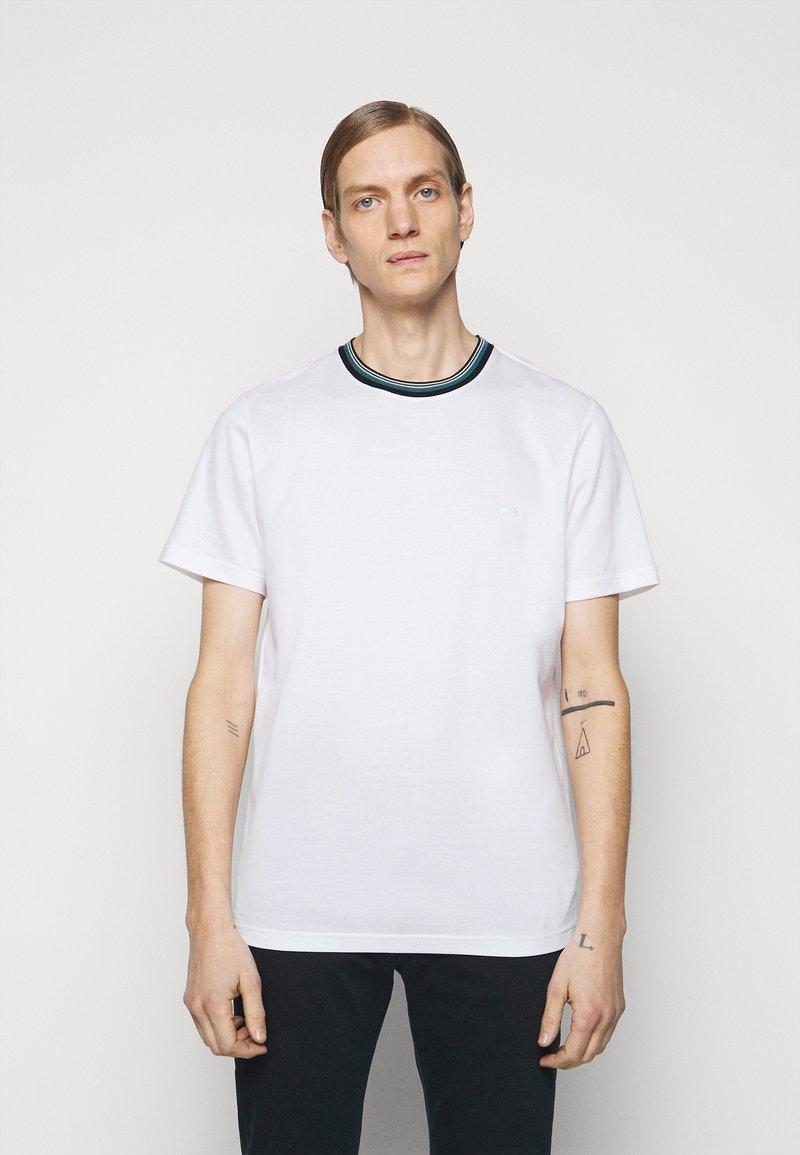 PS Paul Smith - MENS REG FIT - Basic T-shirt - white