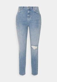 Pieces Petite - PCLEAH - Slim fit jeans - light blue denim - 0