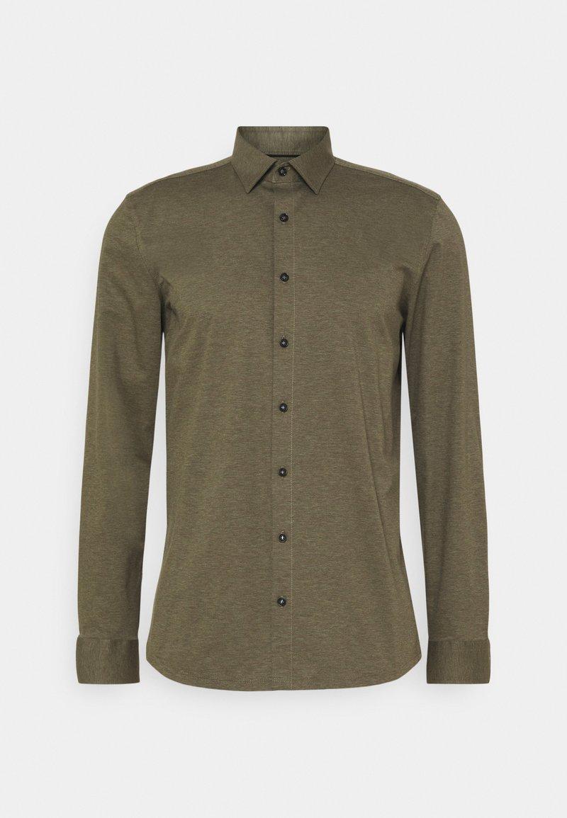 OLYMP No. Six - Formal shirt - oliv