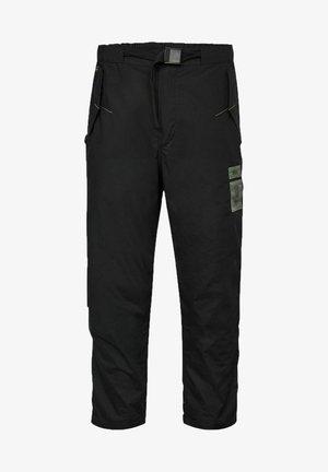 Trousers - dk black