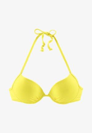 Bikinitop - gelb