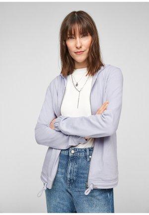 JAS - Zip-up hoodie - lilac