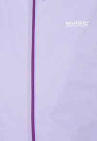 Regatta - HAMARA  - Waterproof jacket - lilac bloom - 5
