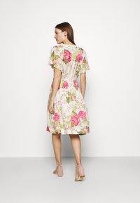Mos Mosh - TACY ROSE DRESS - Day dress - ecru - 2