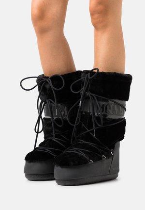 ICON - Winter boots - black