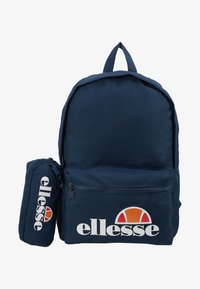 Ellesse - ROLBY PENCIL CASE - Batoh - navy - 7