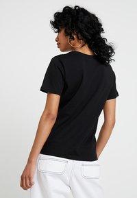 TWINTIP - T-shirts print - black - 2